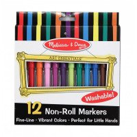 Washable Markers 12 Count