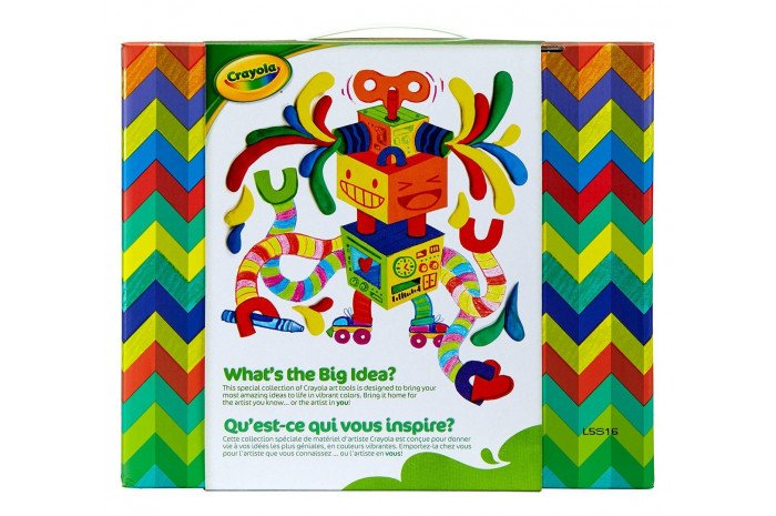 Crayola Big Ideas Box