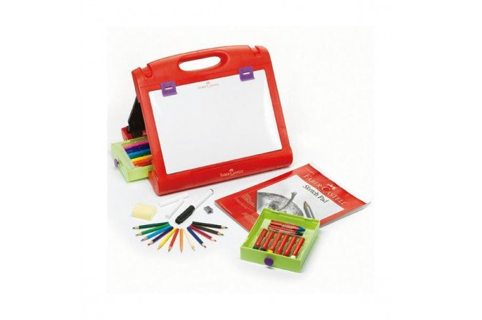Do Art Travel Easel (37 Piece Set)