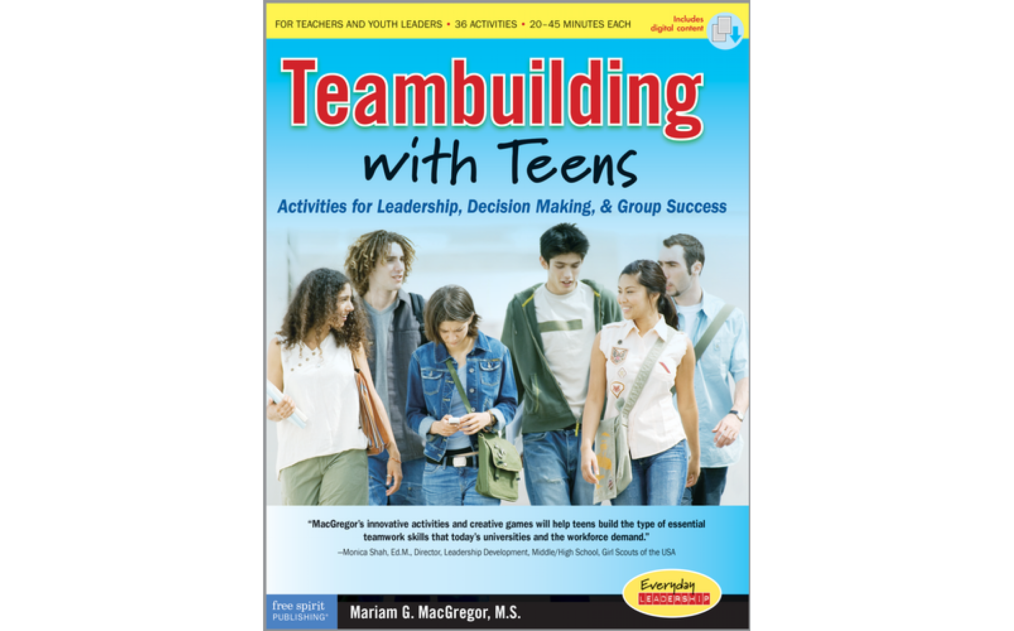 Teambuilding with Teens: Activities for Leadership, Decision Making & Group  Success