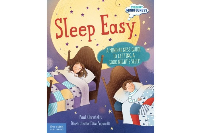 Sleep Easy: A Mindfulness Guide to Getting a Good Night's Sleep