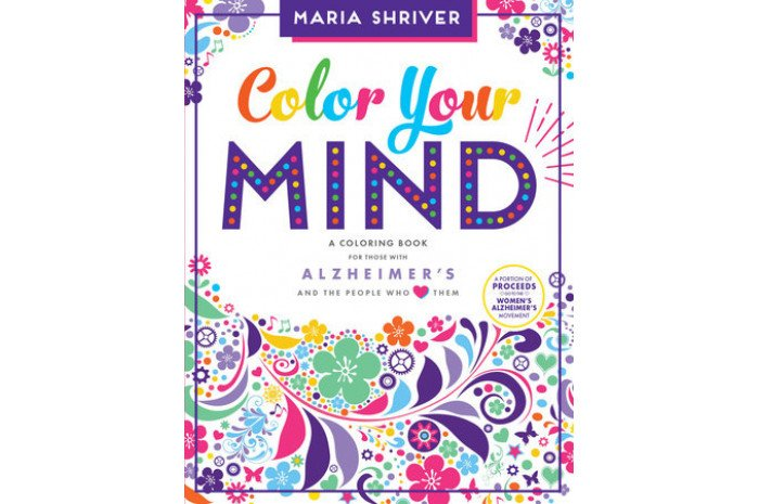 Color Your Mind: A Coloring Book for Those with Alzheimer's