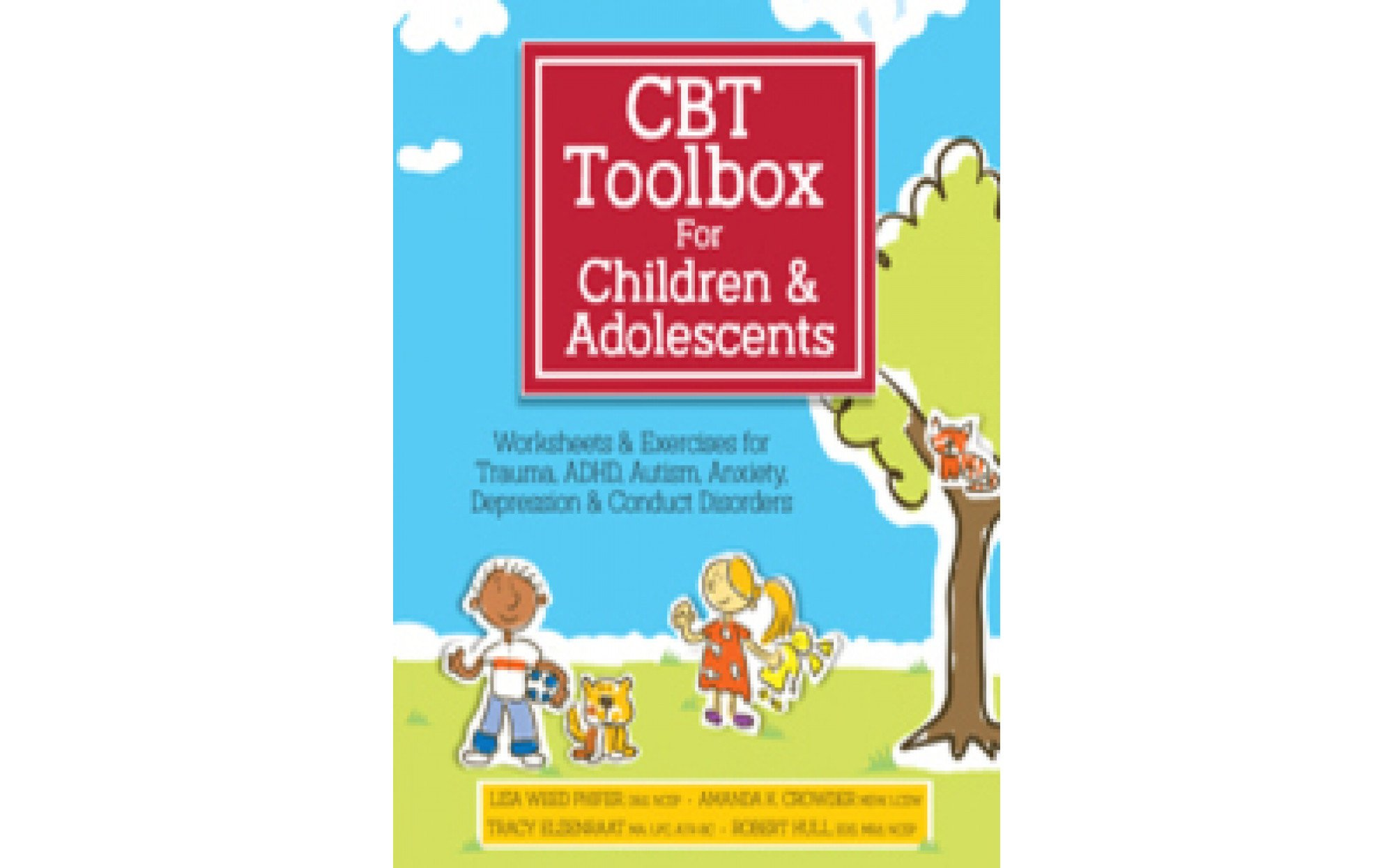 Cbt Toolbox For Children And Adolescents Over 220 Worksheets