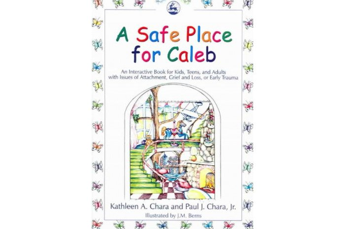 A Safe Place for Caleb: An Interactive Book (Attachment)