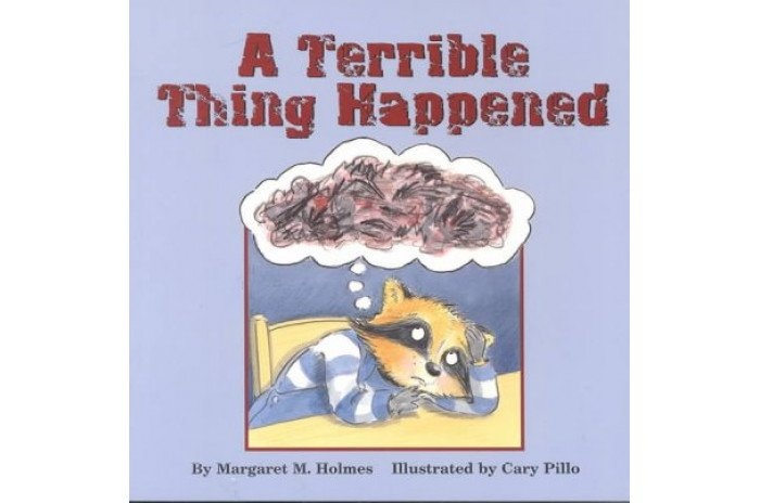 A Terrible Thing Happened (paperback)