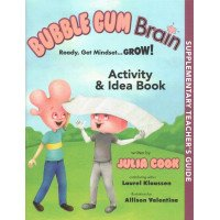 Bubble Gum Brain Activity & Idea Book: Ready, Get Mindset... Grow!
