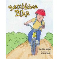 Bumblebee Bike: A Book About Stealing (hardcover)