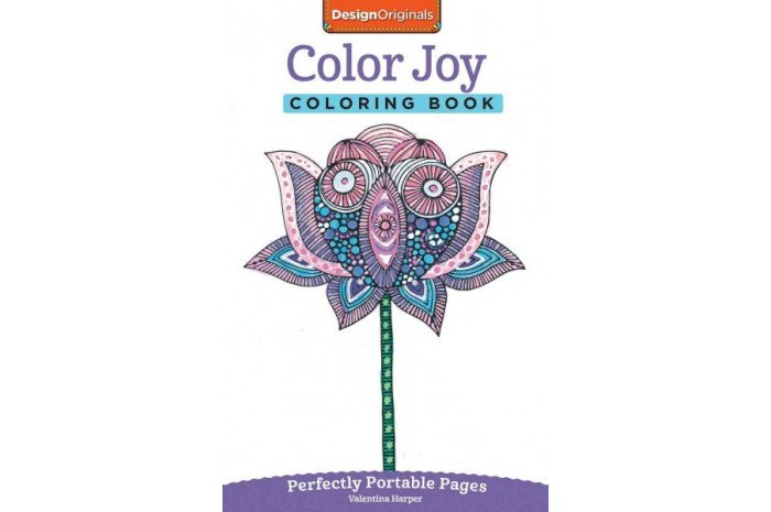 Color Joy: Adult Coloring Book