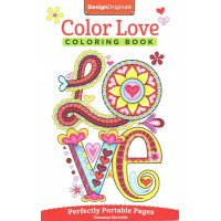 Color Love: Adult Coloring Book