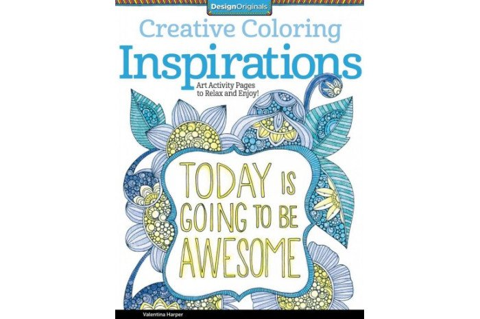 Creative Coloring Inspirations: Art Activity Pages to Relax and Enjoy