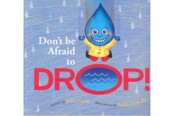 Don't Be Afraid to Drop (paperback)