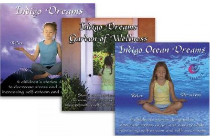 Indigo Dreams: 3 CD Set