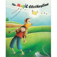 The Magic Clothesline (hardcover)