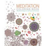 Meditation Coloring Book: Wonderful Images to Melt Your Worries Away