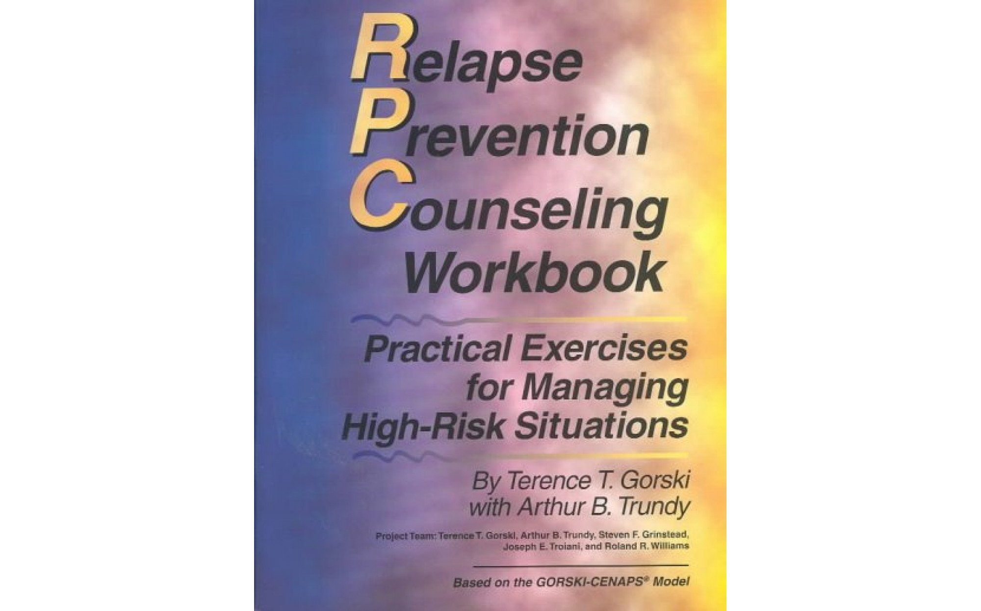 Worksheets High Risk Situations For Relapse Worksheet relapse prevention counseling workbook managing high risk situations