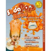 Soda Pop Head Activity and Idea Book