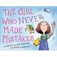 The Girl Who Never Made Mistakes (hardcover)