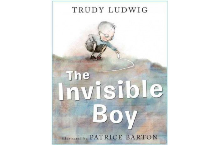 The Invisible Boy (hardcover)
