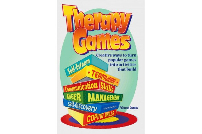 Therapy Games: Creative Ways to Turn Popular Games Into Therapeutic Activities
