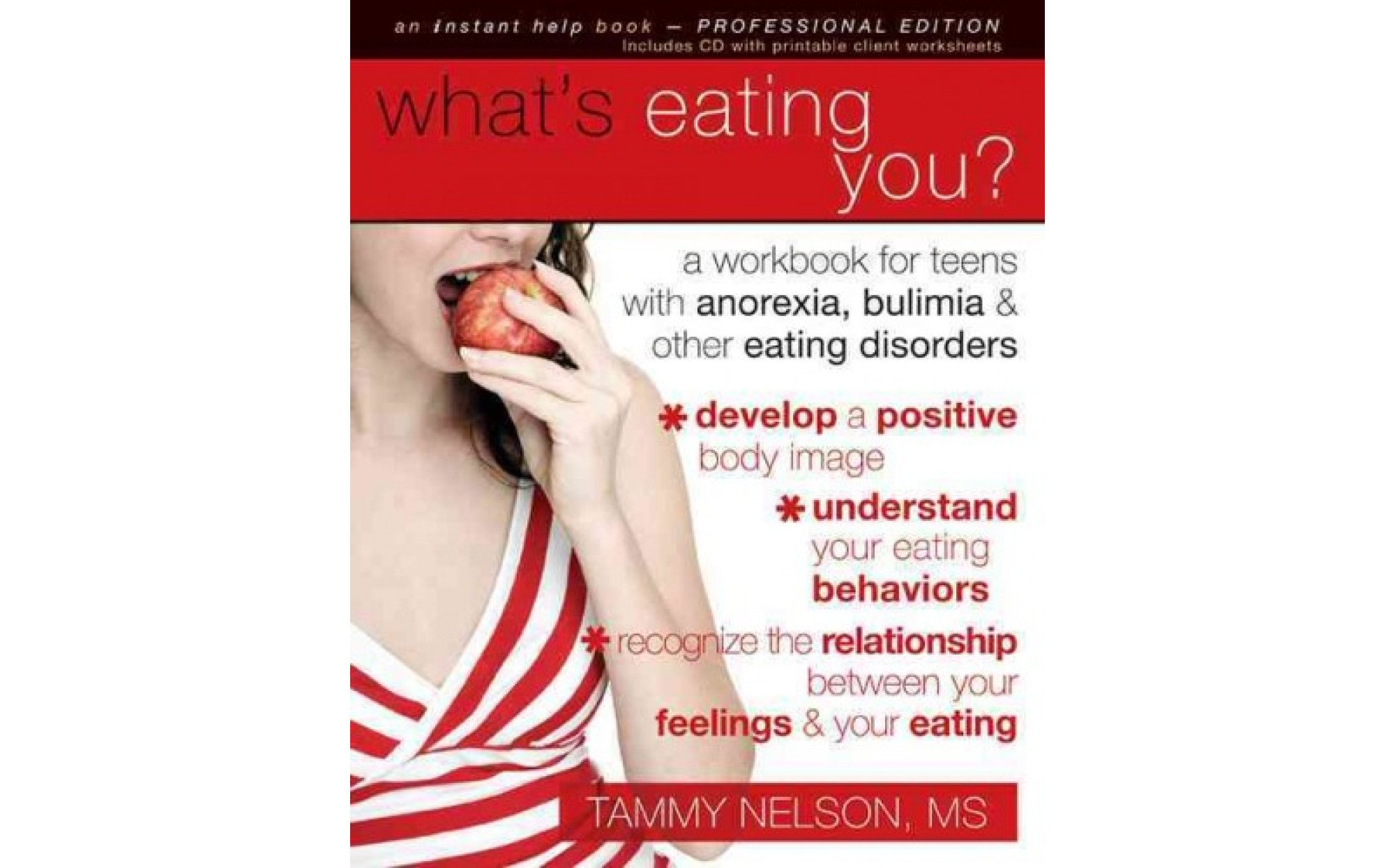 What S Eating You A Workbook For Teens With With Eating Disorders