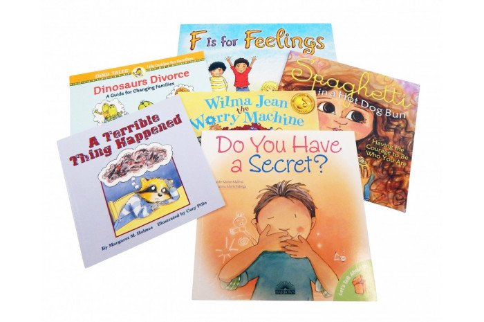 Basic Children's Counseling Book Package