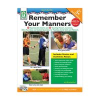 Remember Your Manners Reproducible Workbook