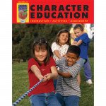 Character Education: Reproducible Activities (Grades 4-6)