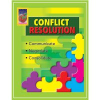 Conflict Resolution Reproducible Activities (Grades 6-8)