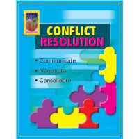 Conflict Resolution Reproducible Activities (Grades 3-5)