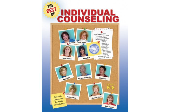 The Best Of Individual Counseling with CD (Grades K-8)