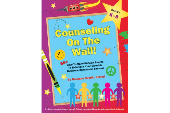 Counseling on the Wall: Easy-to-Make Bulletin Board to Reinforce Guidance/Classroom Lessons