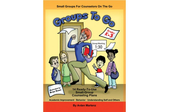 Groups To Go: Small Groups for Counselors on the Go (K-3)
