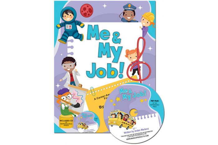 Me & My Job: A Career Awareness Program for Grades 2-4