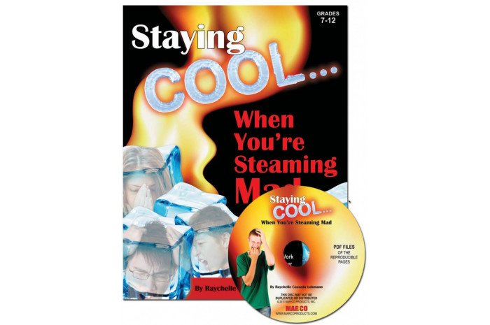 Staying Cool When You're Steaming Mad w/ CD