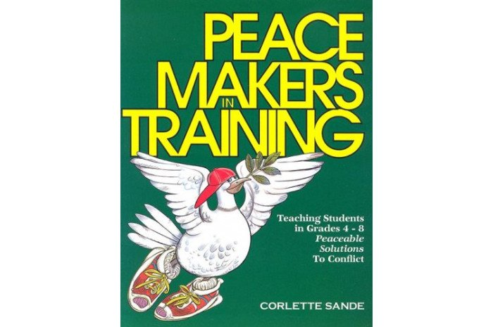 Peacemakers In Training Manual with 12 Activity Books