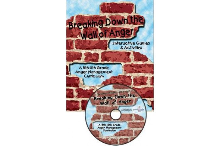 Breaking Down the Wall of Anger Book with CD