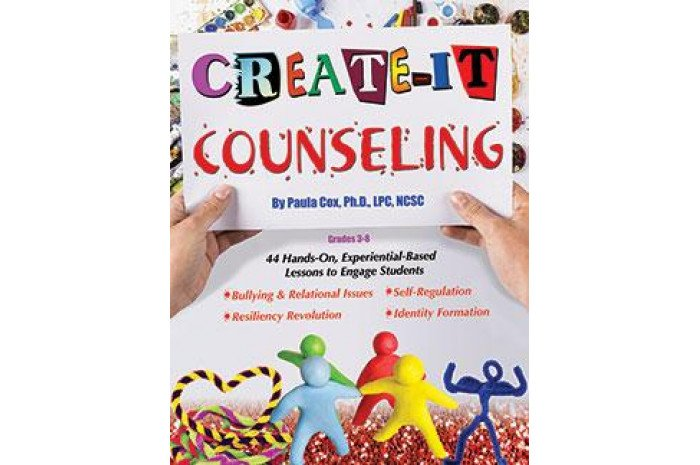 Create-It Counseling: 44 Hands-On Experiential-Based Lessons