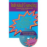 Individual Counseling Lessons for Adolescents Book with CD