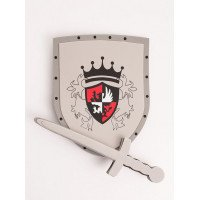 Sword and Shield Set