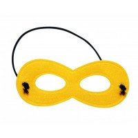 Slip On Yellow Mask