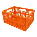 Colorful Collapsible Crate