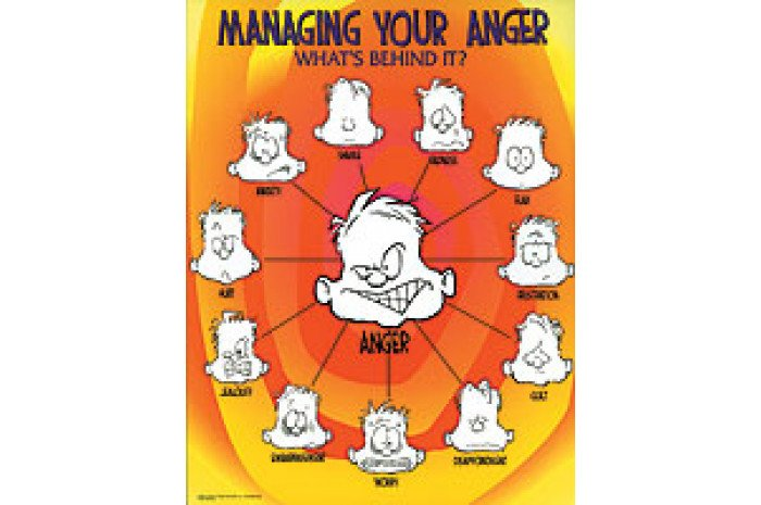 Mini Anger Management Poster
