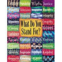 What Do You Stand For Poster