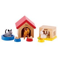 Wood Pet Set (12 Piece)