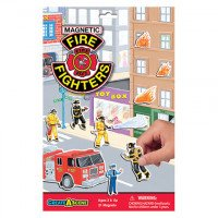 Magnetic Firefighters