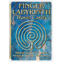 Finger Labyrinth Travel Cards (10 cards)