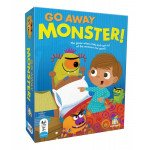 Go Away Monster! Board Game
