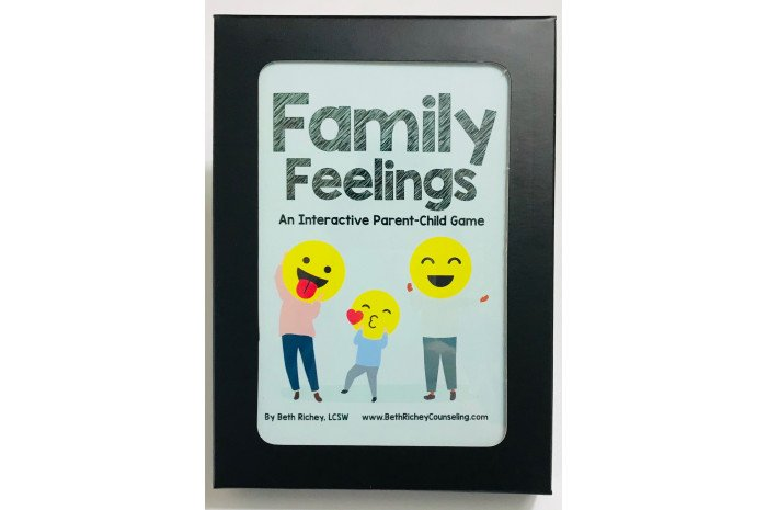 Family Feelings: An Interactive Parent-Child Game