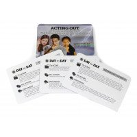 Acting Out: 60 Role Play Cards That Explore Solutions to Critical Teen Issues