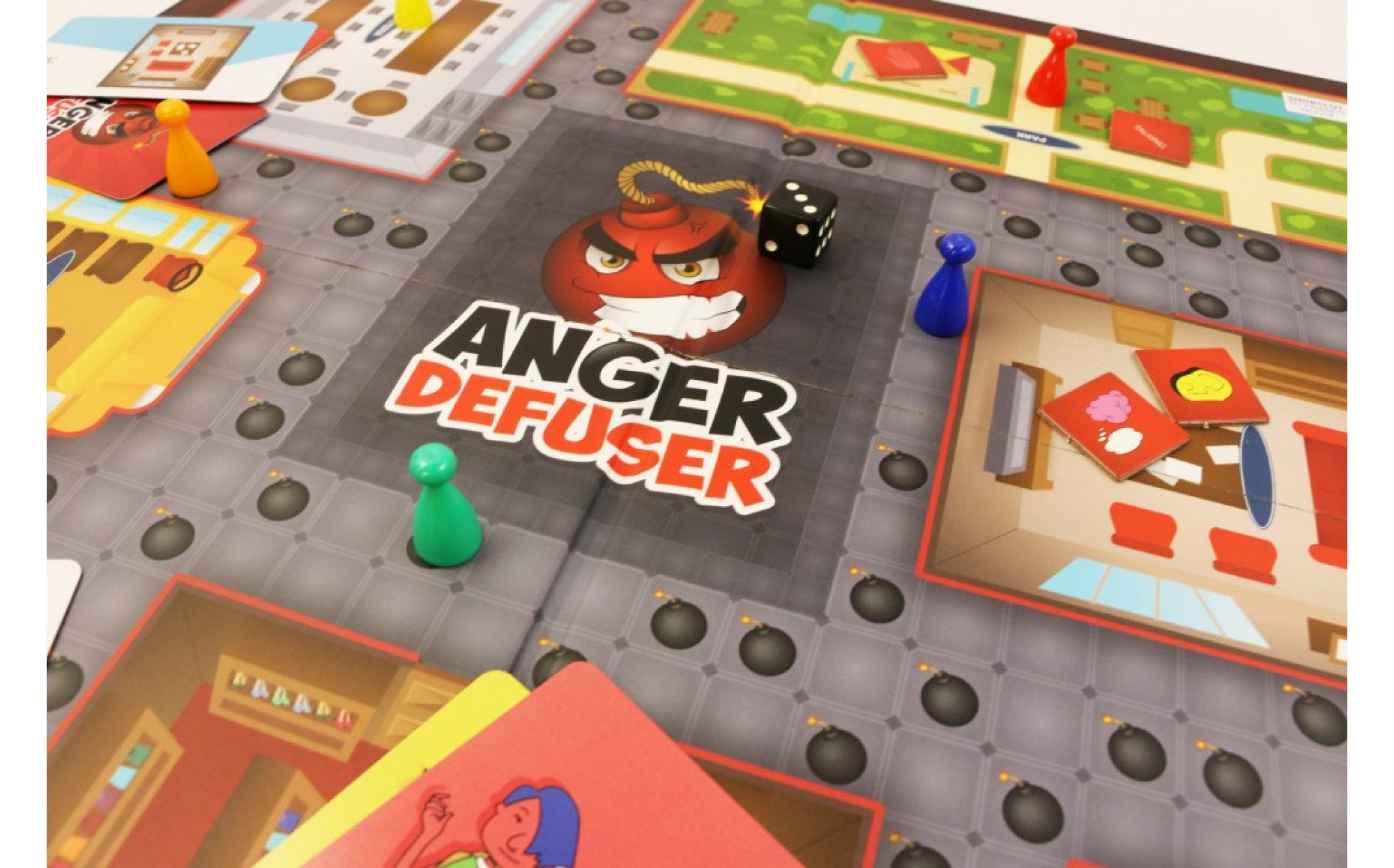 Fun Toys For Teenagers : Anger defuser: the fun anger control game for kids and teens